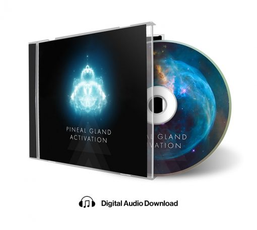 Pineal Gland Activation CD Cover Rendered 5