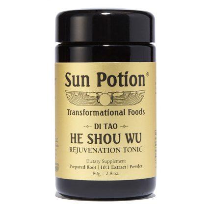 Sun Potion He Shou Wu Wildcrafted Jar