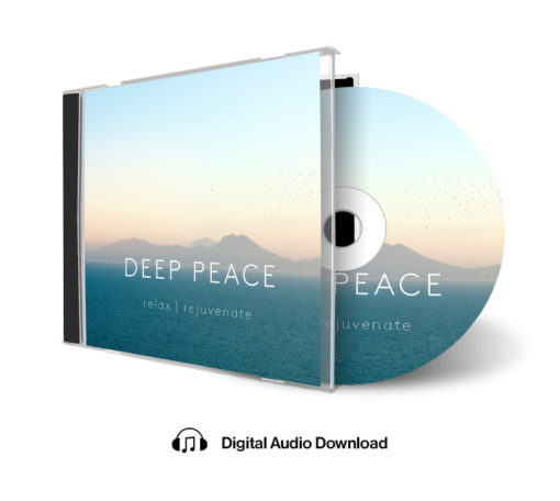 deep peace relax and rejuvenate sound healing